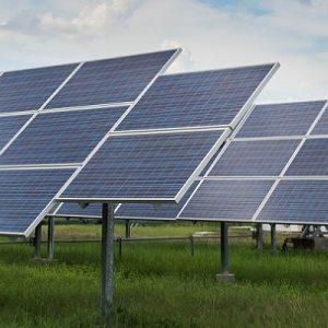 bigstock-The-Solar-Farm-For-Green-Energy